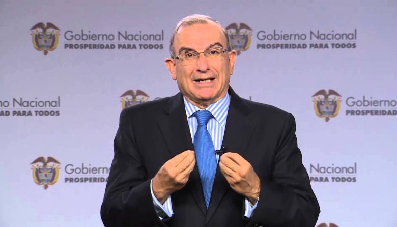 """Humberto De La Calle exige que las Farc """"cumplan su palabra"""" con el tema de menores"""
