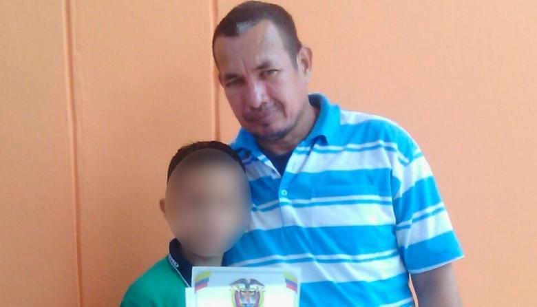 Edgardo González Caro , operario de Electricaribe fallecido.