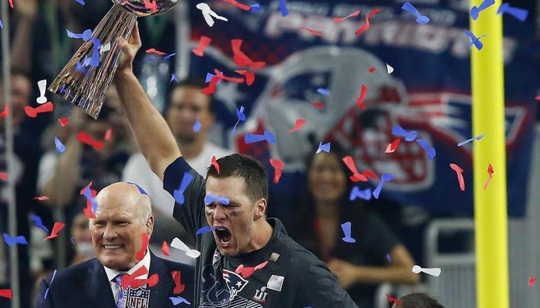 Tom Brady, el mariscal  más ganador de la NFL