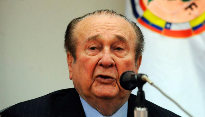 Fiscal debe decidir sobre extradición de expresidente de Conmebol
