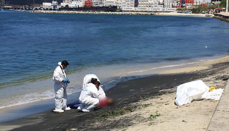 Muere ahogado un bañista en la Bahía de Santa Marta