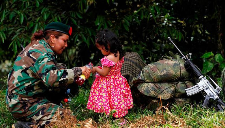 Militares en retiro cuestionan zonas de desarme de las Farc