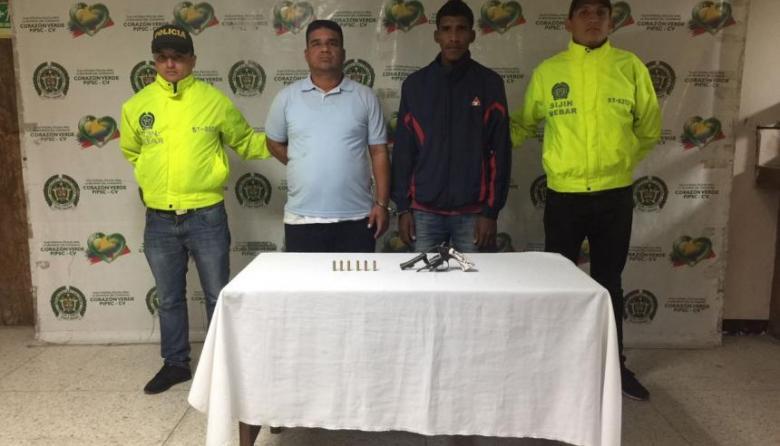 'Arturito' y 'Petete', confesos asesinos de sindicalista, afrontan pena de 18 años de prisión