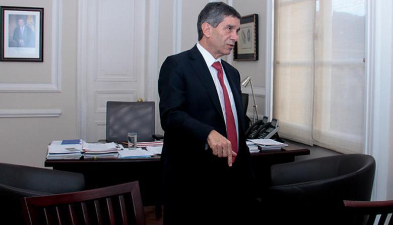 El alto consejero para el posconflicto, Rafael Pardo.