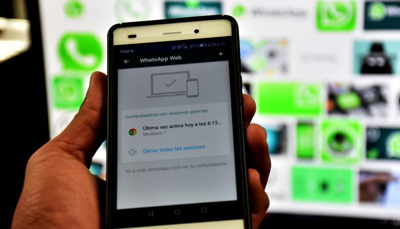 Las aplicaciones de mensajería móvil son usadas para promover esquemas piramidales.