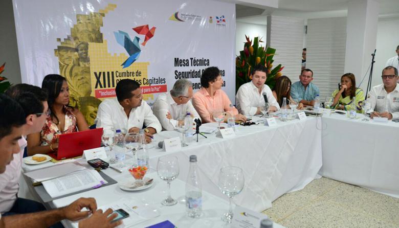 Asocapitales propone combatir la inseguridad con más inversión social