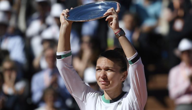"""""""No puedo creer que soy la campeona"""": Jelena Ostapenko"""