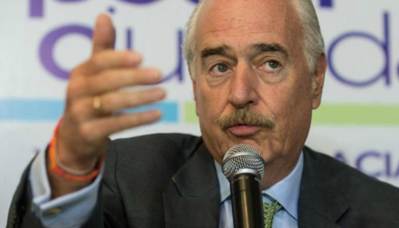Expresidente Andrés Pastrana.