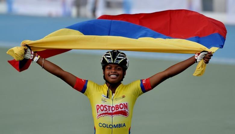 Colombia gana oro y plata en el inicio de los Juegos Mundiales Wroclaw-2017