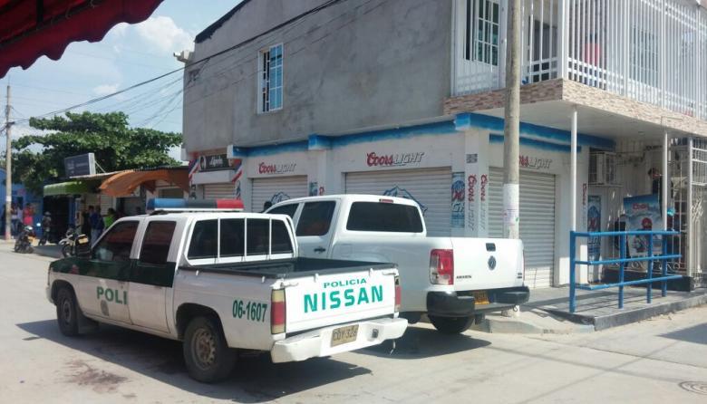 Matan de tres tiros al administrador de un estanco en Soledad