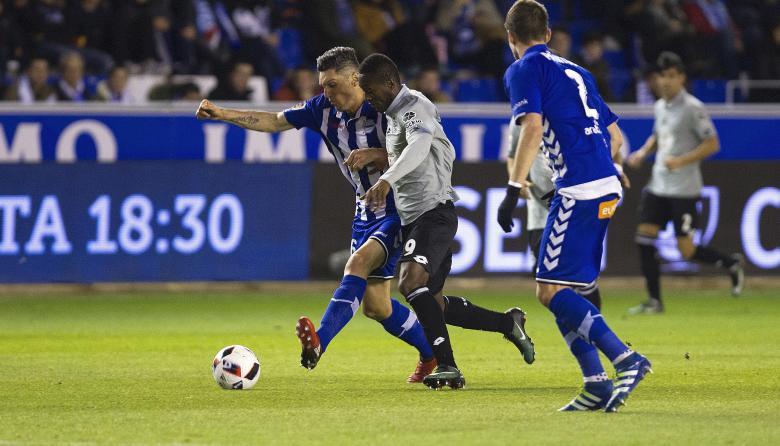 Manchester City cede a Marlos Moreno al Girona