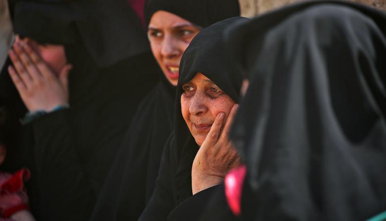 Bombardeos de la coalición matan a 29 civiles en ciudad siria