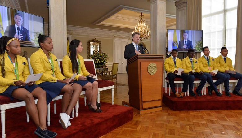 La dura crítica de los medallistas olímpicos por el recorte al presupuesto del deporte