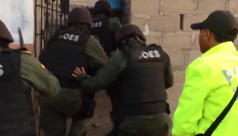 Doce capturados por homicidio, entre estos el asesino de empleado de estación de gasolina