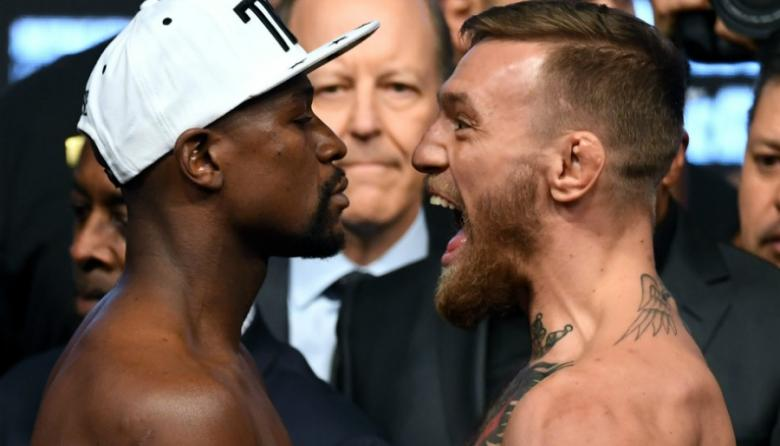 ¿Dónde y a qué hora ver la pelea de Mayweather ante McGregor?