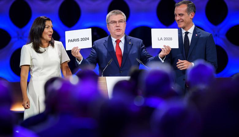 """""""Los Olímpicos no se dejarán vencer por el terrorismo"""", dice Bach"""