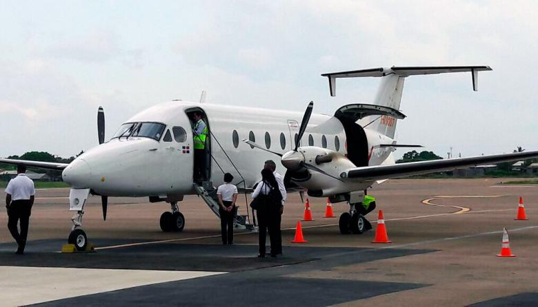 Despegó primer vuelo Riohacha-Aruba-República Dominicana