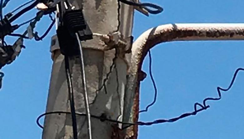 Alerta en dos barrios de Barranquilla por daños en infraestructura eléctrica