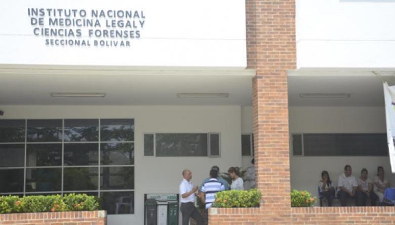 El cuerpo del chileno fue llevado hasta Medicina Legal donde le realizarán la necropsia.