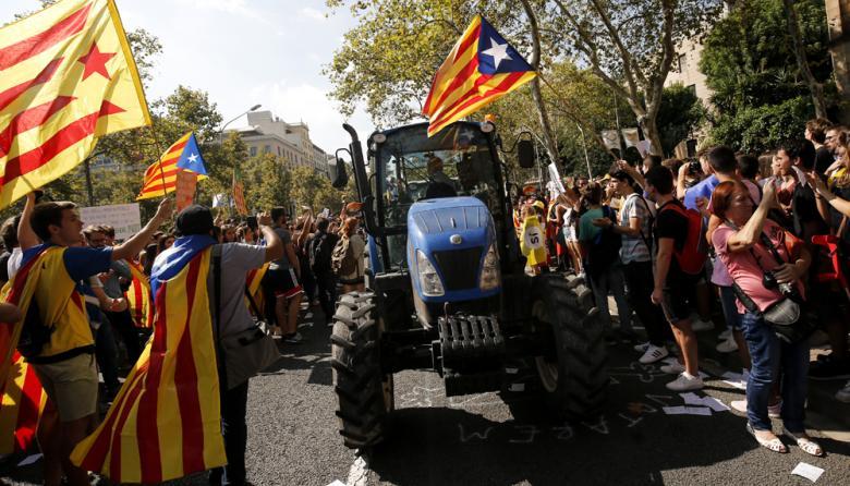 Más de cinco millones de catalanes están listos para votar