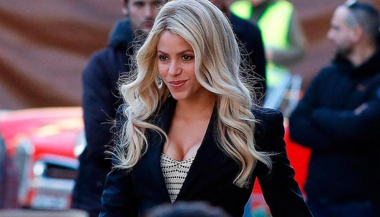 La barranquillera Shakira será imagen de la campaña de la nueva serie.