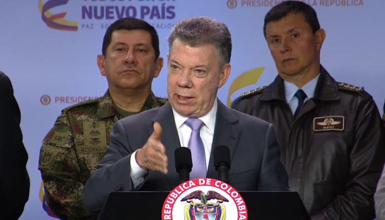 Alias Guacho sería el responsable de la masacre en Tumaco: Santos