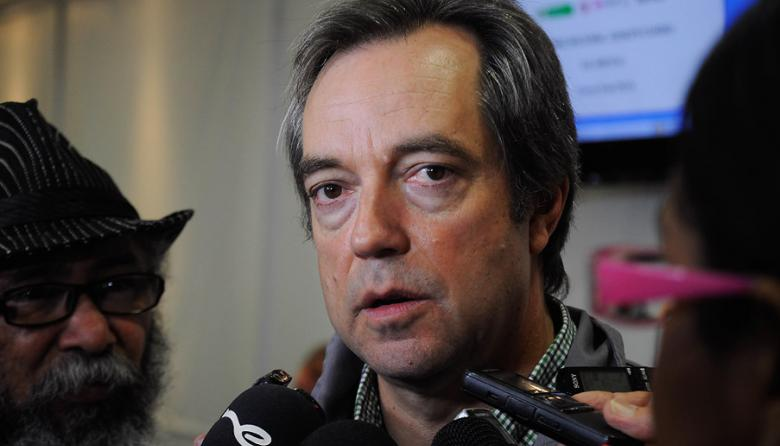Mauricio Perfetti, director del Dane.