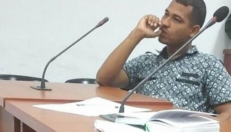 Leiner Borja Varelas, alias el 'Niño', sindicado de homicidio.
