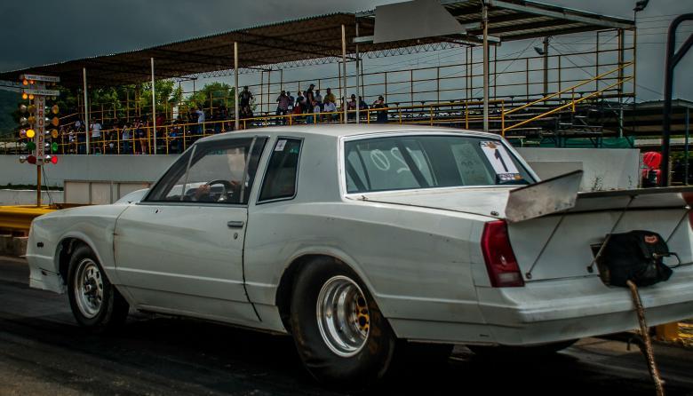 'Montecarlo', el carro de Ernesto Busche.