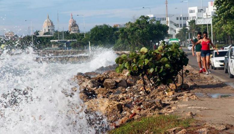 El proyecto de la Protección Costera  ya cuenta con la licencia ambiental