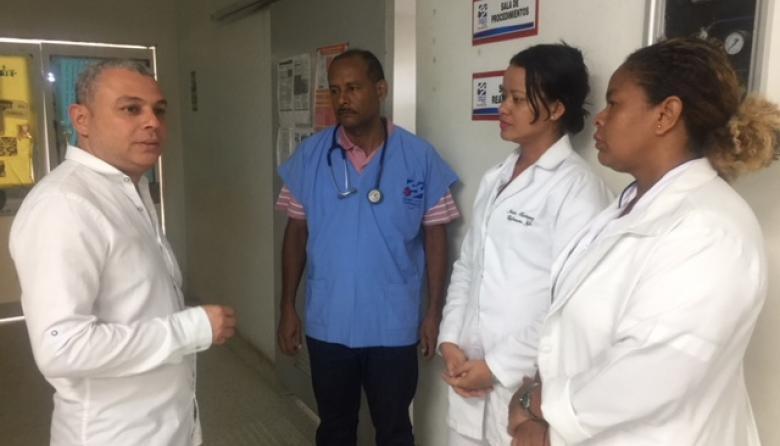 Hospital de Cartagena atiende 840 emergencias durante el primer día de Fiestas de la Independencia
