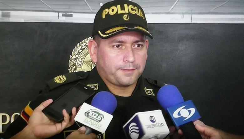 Coronel Hugo Molano.
