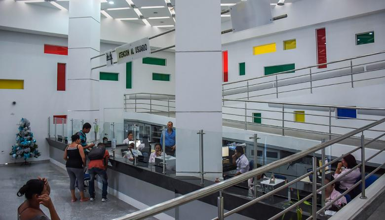 Camino Universitario Distrital Adelita de Char.