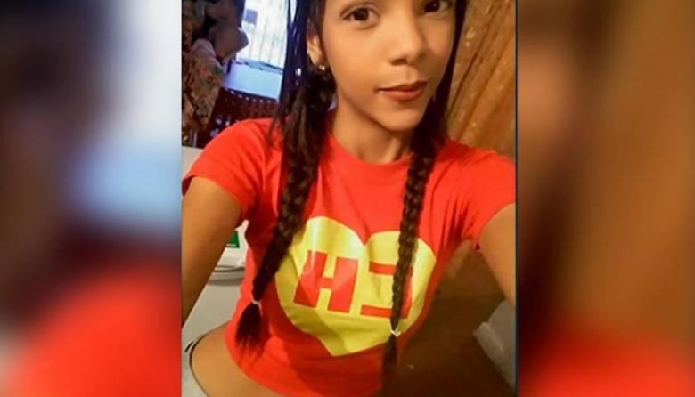 Gabriela Andrea Romero Cabarcas desapareció el pasado 24 de noviembre.