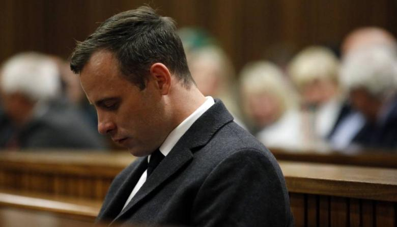 Oscar Pistorius, exatleta paralímpico sudafricano.