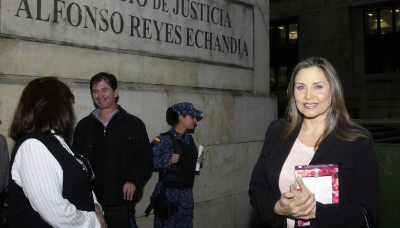 Corte Suprema investigará a Lucero Cortés por presunto presunto incremento patrimonial injustificado
