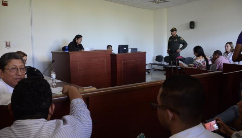 Juez niega la salida de la cárcel a Dayana Jassir por  vencimiento de términos