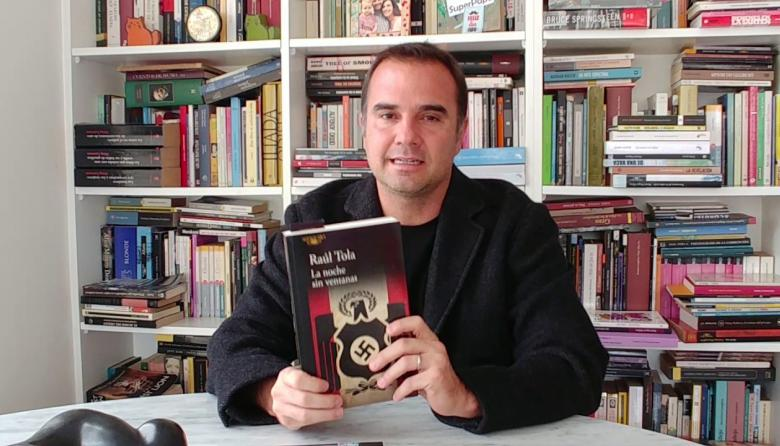 Raúl Tola novela la II Guerra Mundial a través de las historias de dos peruanos