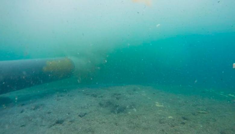 Emergencia en San Andrés por vertimiento de aguas residuales al mar