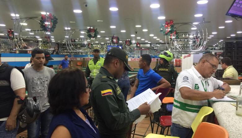 El 'Top 10' de las infracciones el Código de Policía más cometidas en Barranquilla
