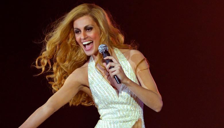 Imagen del biopic sobre la cantante Dalida.