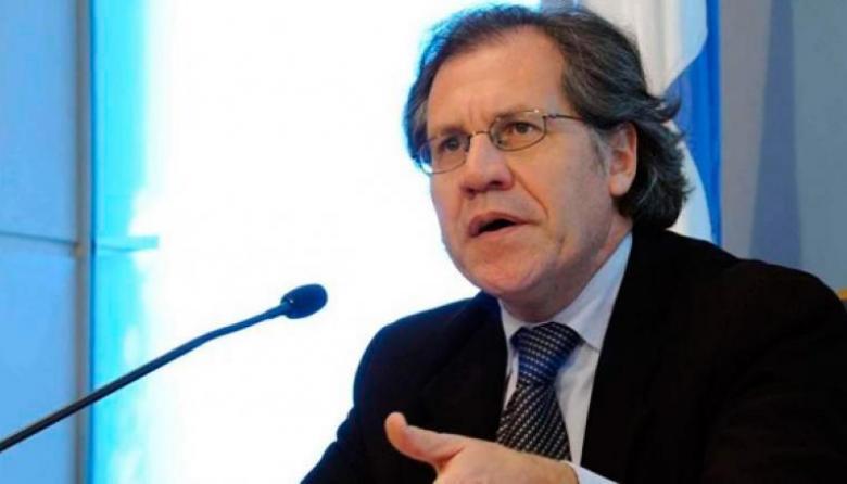 Secretario de OEA pide aumentar sanciones contra el gobierno de Nicolás Maduro