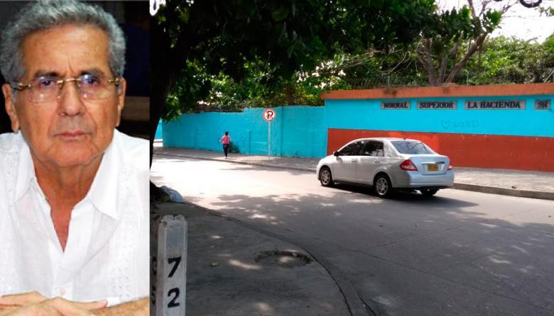 Roban camioneta de concejal Luis Zapata luego de aparentar chocarlo
