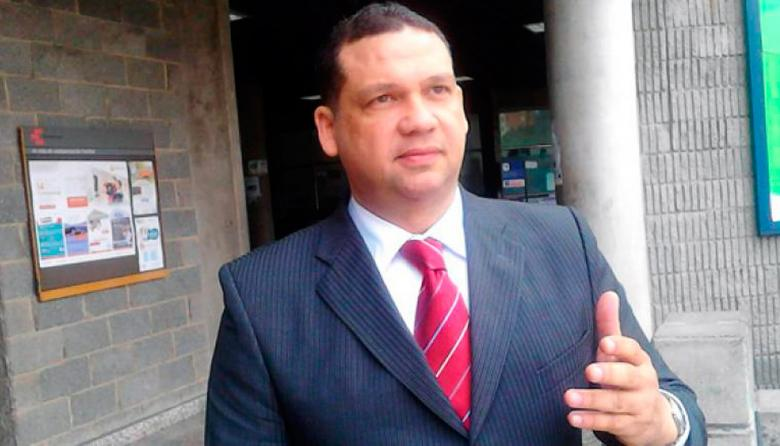 Arcadio Martínez fue excluido de la profesión de abogado
