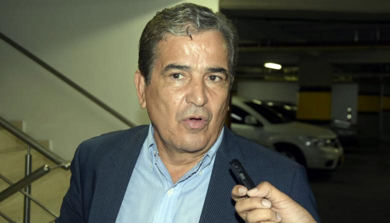 Jorge Luis Pinto, técnico colombiano.
