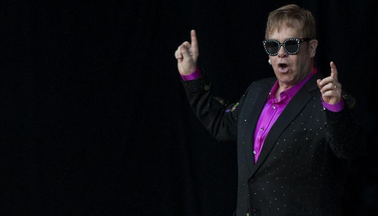 ¿Elton John le dirá adiós a las giras?
