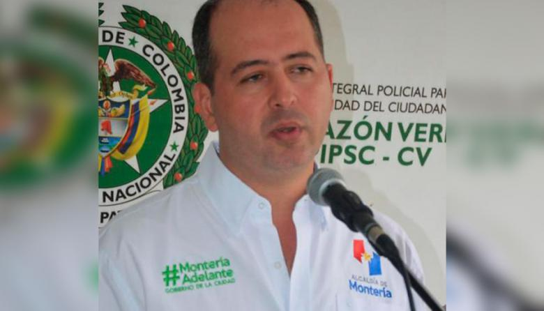 """""""Son atentados contra el país"""": alcalde de Montería"""