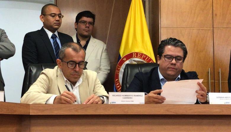 GEB construirá proyecto transmisión de parques eólicos en la Guajira