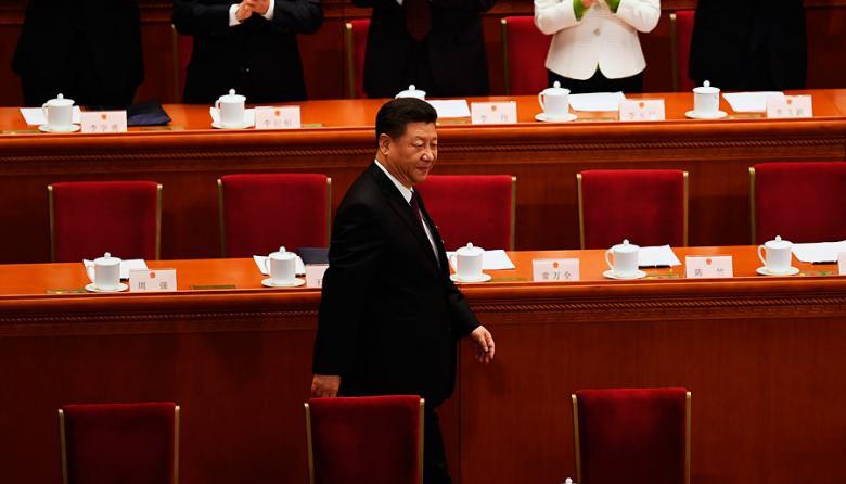 El parlamento chino reelige a Xi para un segundo mandato de cinco años