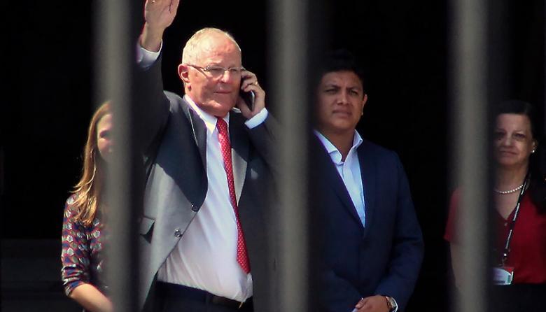 Fujivideos o Vladivideos, el espectáculo mediático en Perú que llevó a la caída de Kuczynski